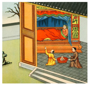 The Birth of Confucius